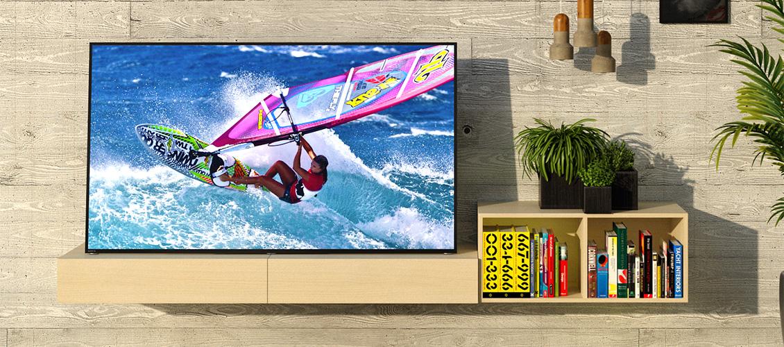 TV & HiFi reol 3K2R-03