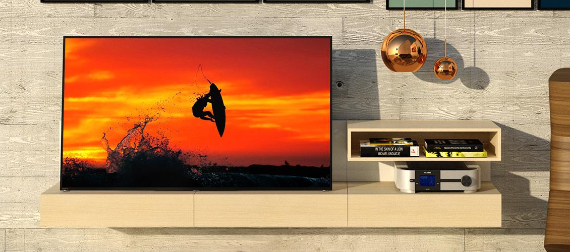 TV & HiFi reol 3K3R-01