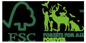 Hos Furn-it bruger vi FSC træ